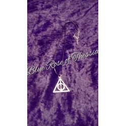 Deathly Hallows Inspired Pendant