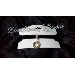 Moon Phases Choker